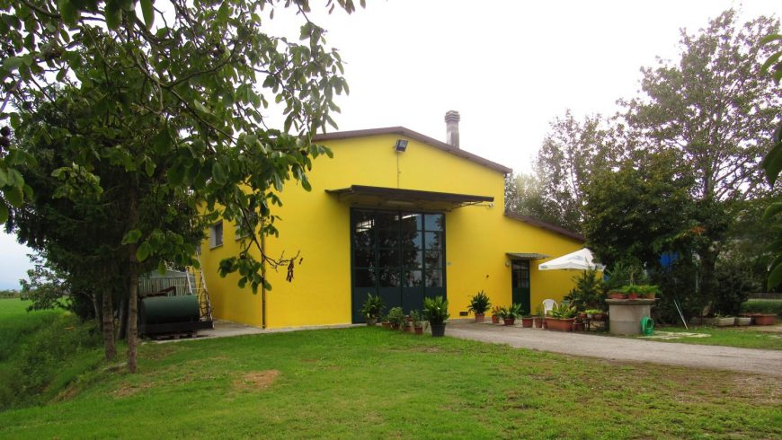 New breeding station in Italy