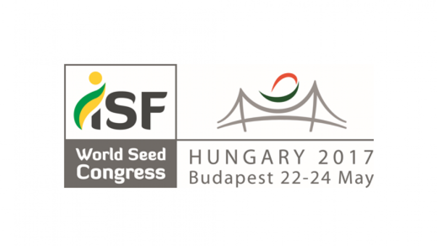 MEET WITH US! 2017 ISF World Seed Congress