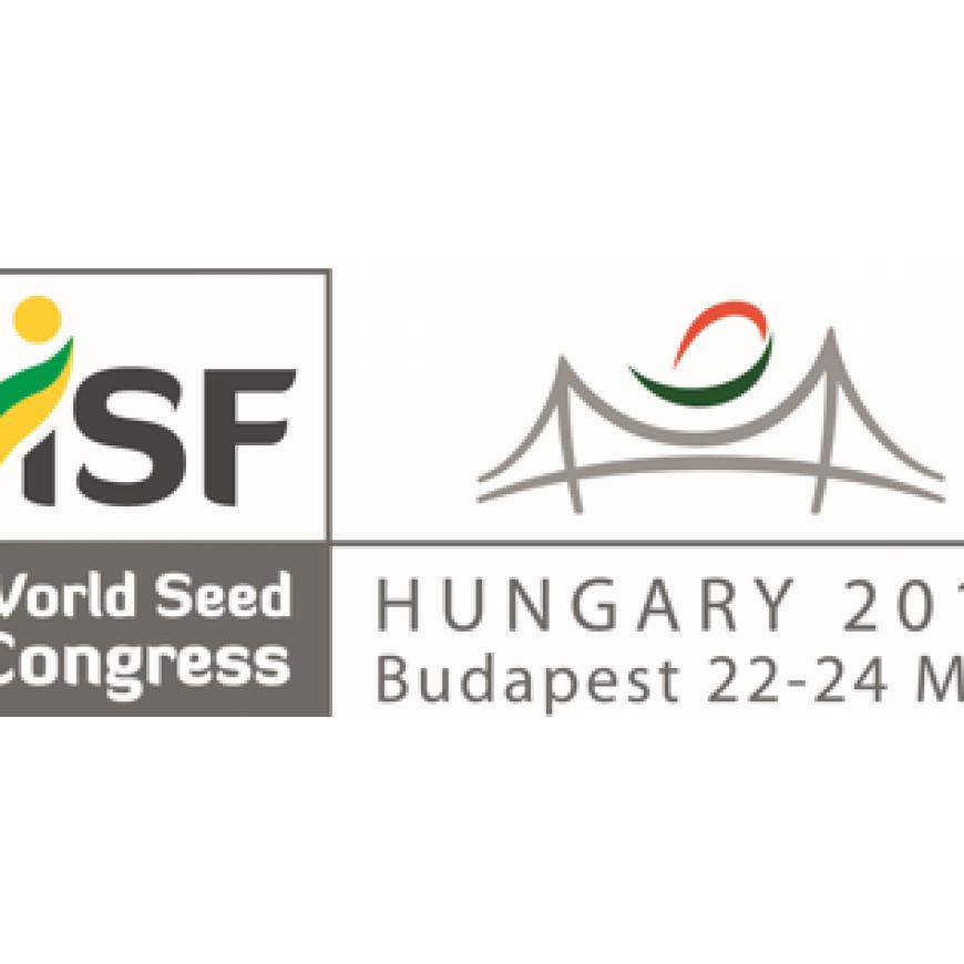 ВСТРЕЧА С НАМИ!  2017 Всемирный семенной конгресс ISF