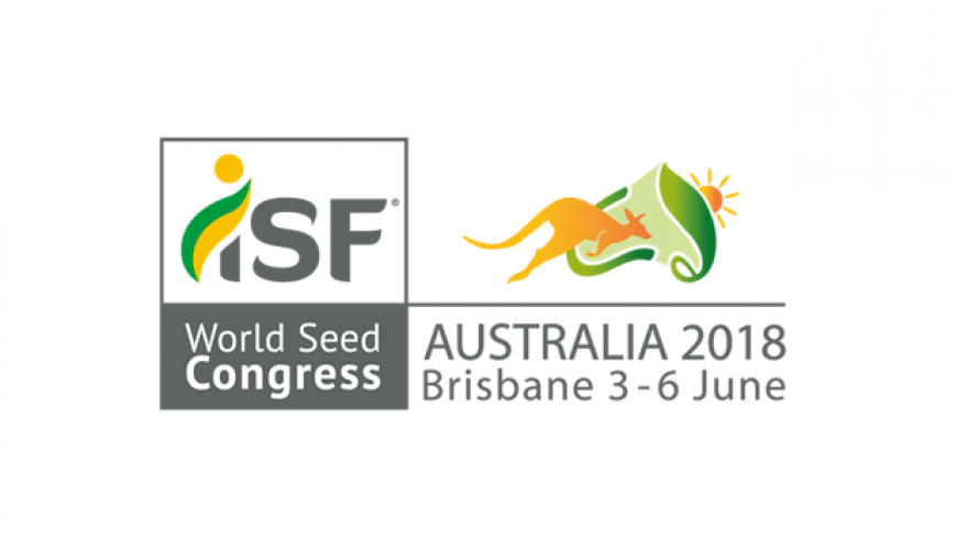 MEET WITH US at ISF World Seed Congress 2018 in Brisbane!